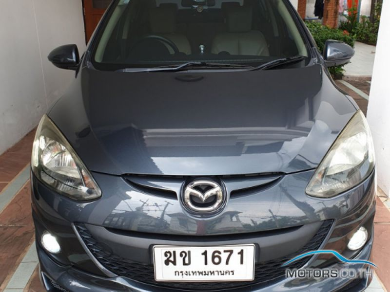 Secondhand MAZDA 2 (2011)