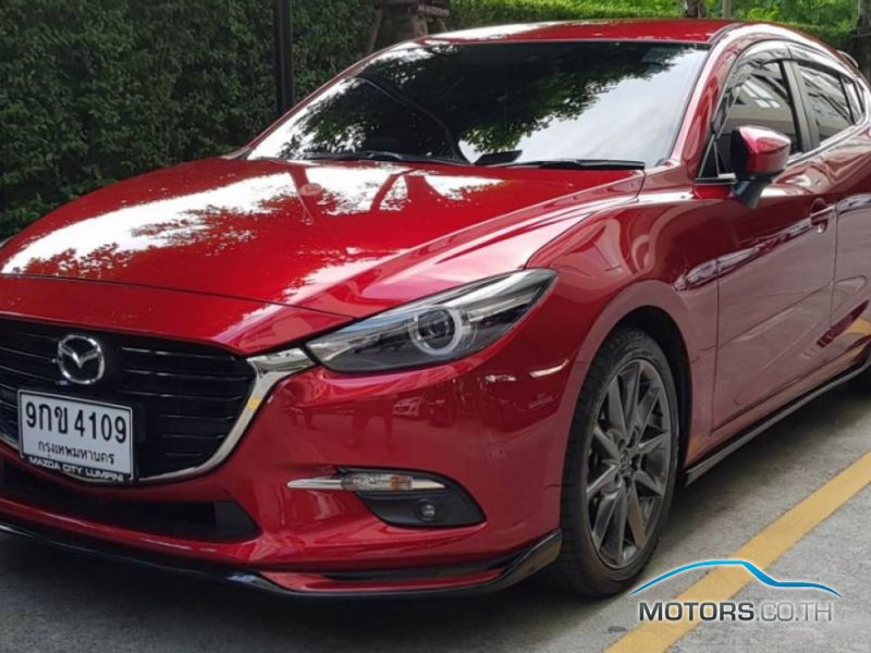Secondhand MAZDA 3 (2019)