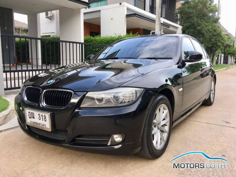 Secondhand BMW 318I (2010)