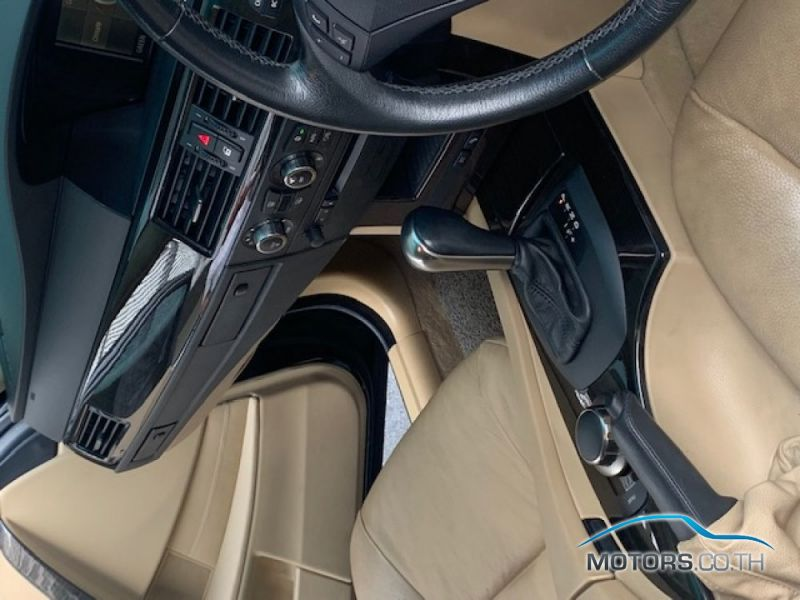 รถใหม่, รถมือสอง BMW 520D (2007)