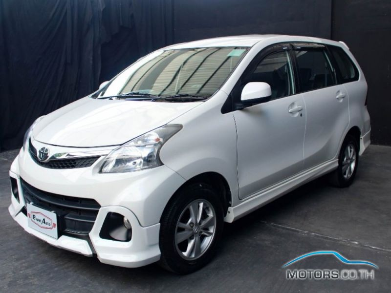 Secondhand TOYOTA AVANZA (2016)
