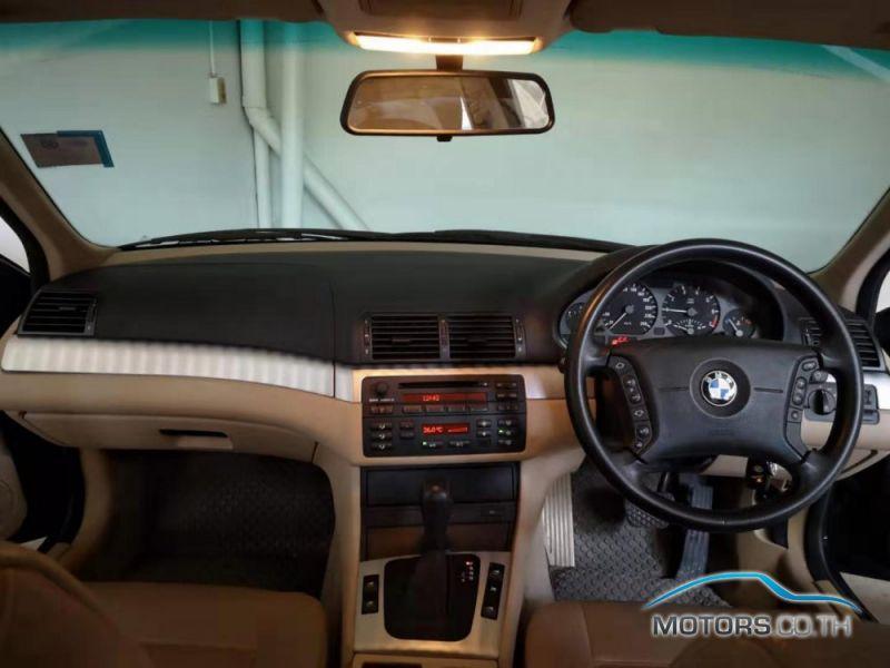 รถใหม่, รถมือสอง BMW 318I (2005)