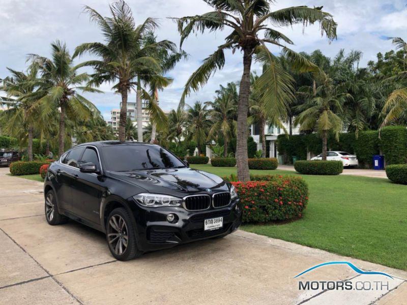 รถใหม่, รถมือสอง BMW X6 (2016)