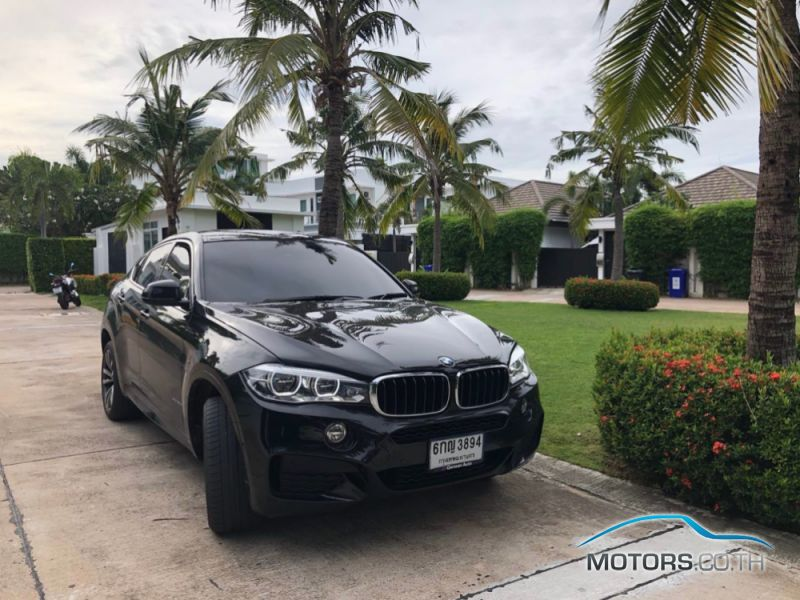 Secondhand BMW X6 (2016)