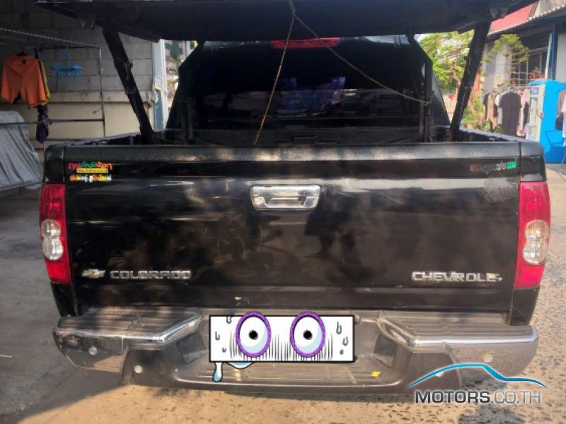 รถใหม่, รถมือสอง CHEVROLET COLORADO (2005)