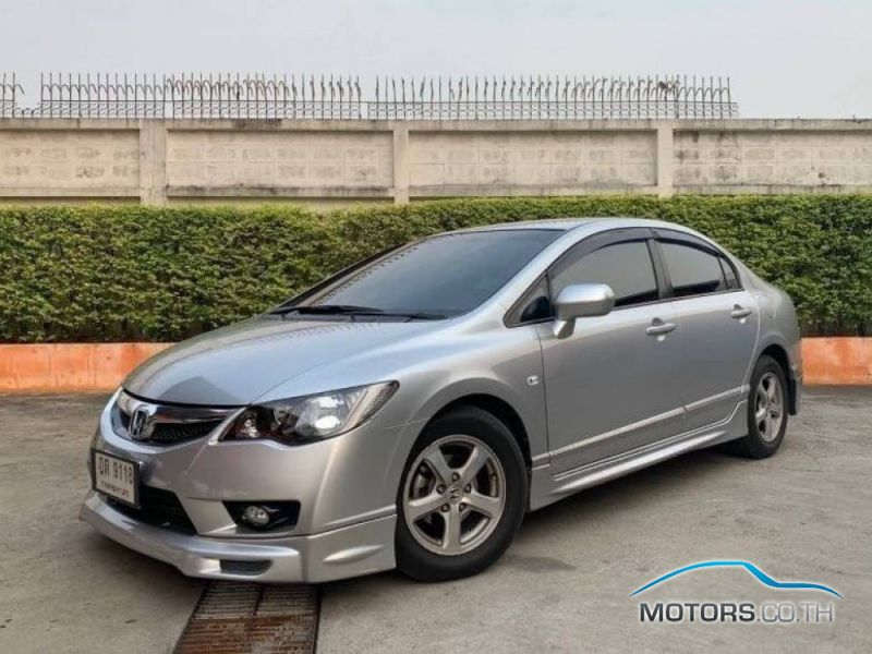 Secondhand HONDA CIVIC (2010)