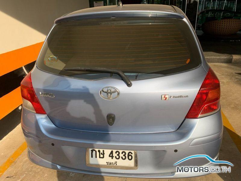 รถมือสอง, รถยนต์มือสอง TOYOTA YARIS (2009)