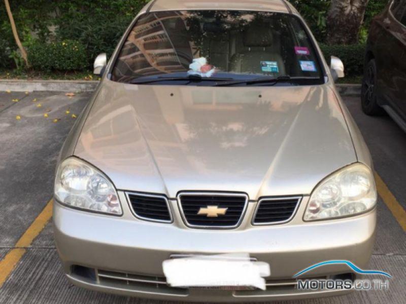 รถใหม่, รถมือสอง CHEVROLET OPTRA (2005)