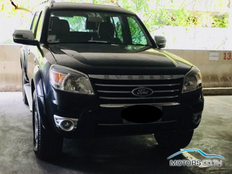 Secondhand FORD EVEREST (2010)