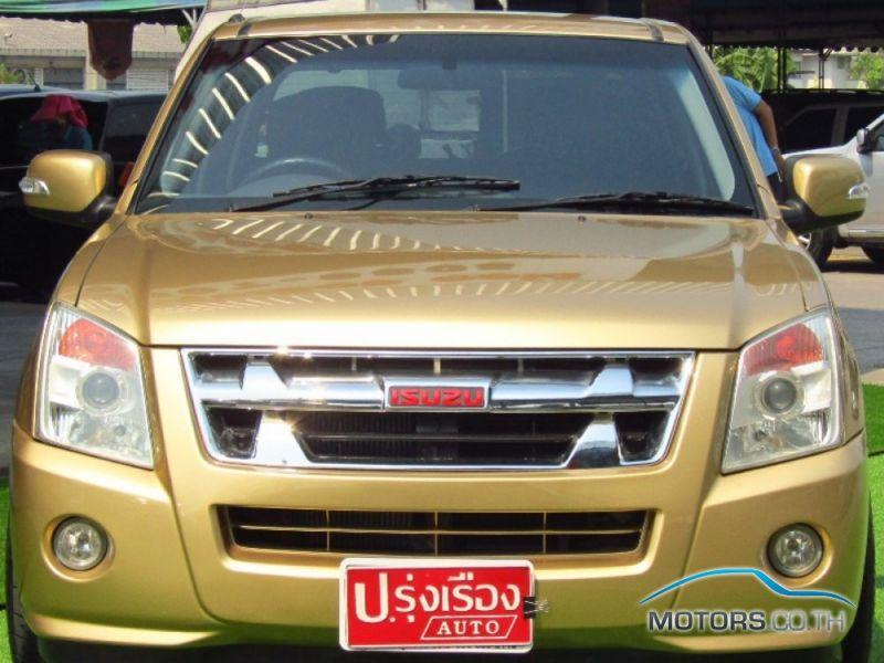 รถใหม่, รถมือสอง ISUZU D-MAX (2006)