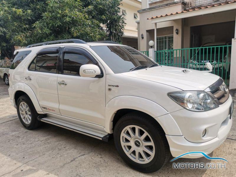 รถใหม่, รถมือสอง TOYOTA FORTUNER (2008)