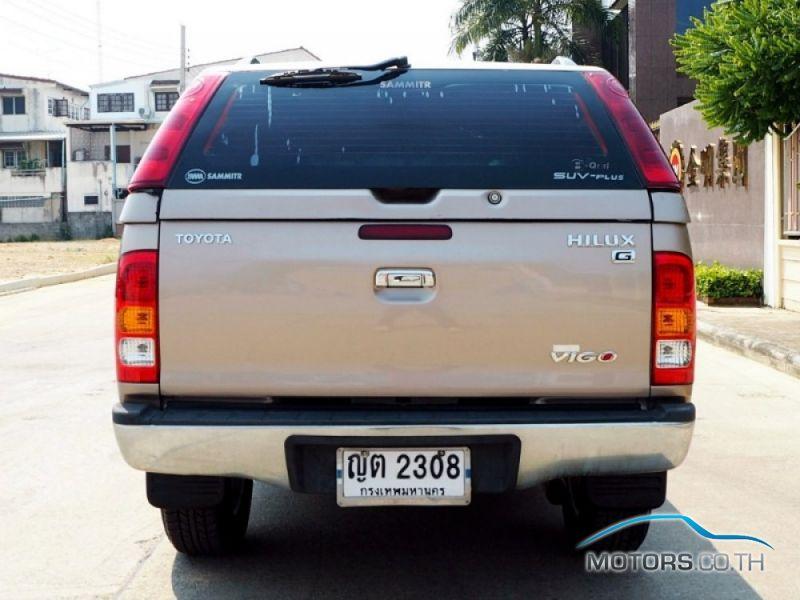 รถใหม่, รถมือสอง TOYOTA HILUX VIGO (2011)