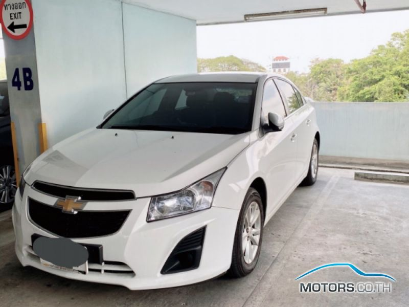 Secondhand CHEVROLET CRUZE (2015)