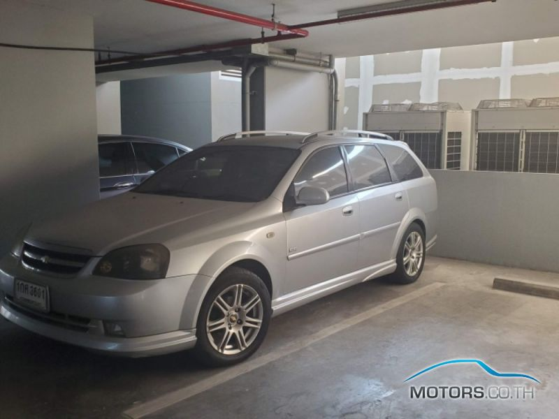 New, Used & Secondhand Cars CHEVROLET OPTRA (2007)