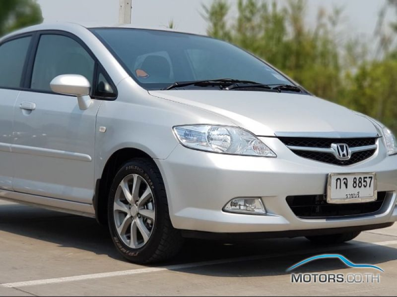 Secondhand HONDA CITY (2008)