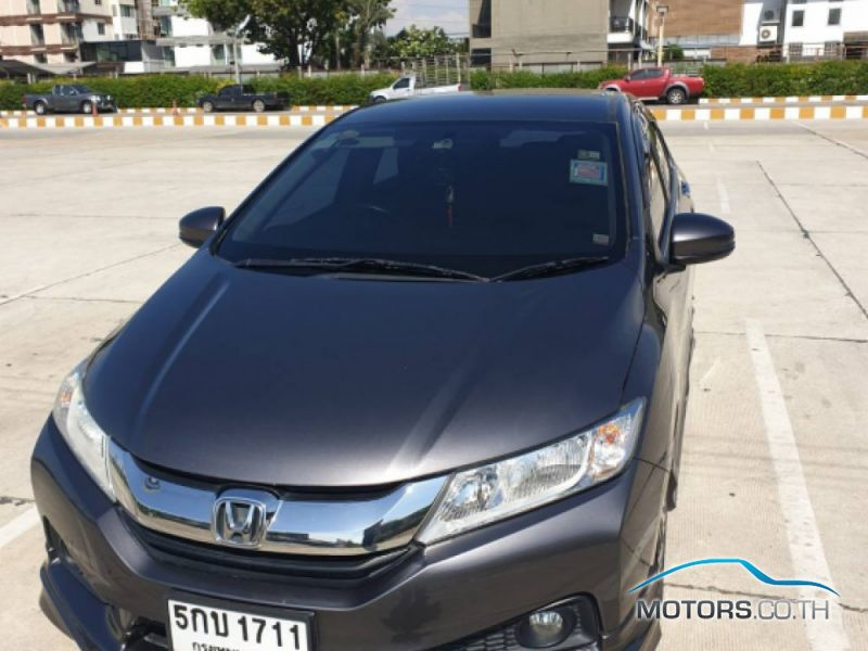 Secondhand HONDA CITY (2016)