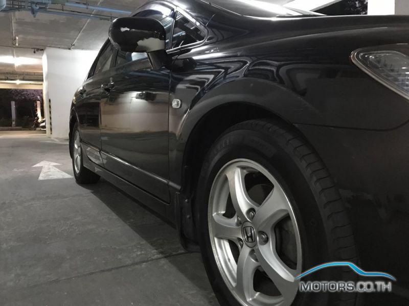 รถใหม่, รถมือสอง HONDA CIVIC (2009)