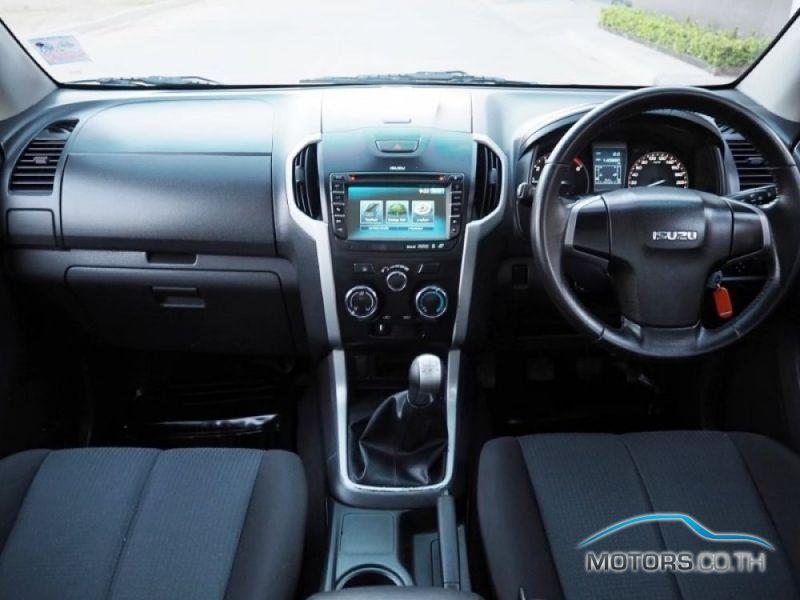 รถใหม่, รถมือสอง ISUZU D-MAX (2014)