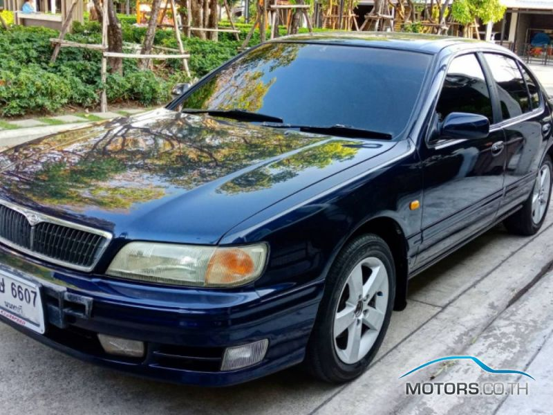 รถใหม่, รถมือสอง NISSAN CEFIRO (1997)
