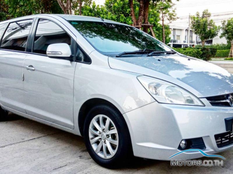 รถใหม่, รถมือสอง PROTON EXORA (2011)