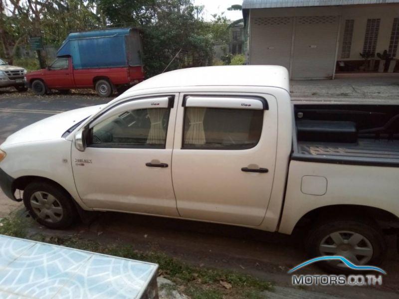 รถมือสอง, รถยนต์มือสอง TOYOTA HILUX VIGO (2005)