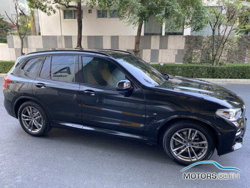 รถใหม่, รถมือสอง BMW X3 (2019)