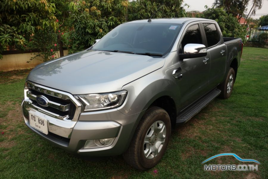 Secondhand FORD RANGER (2016)