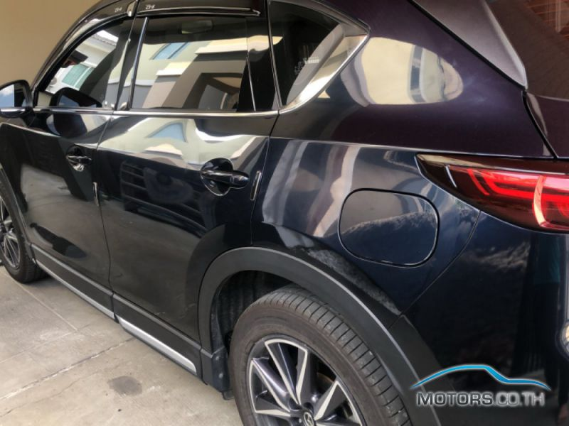 Secondhand MAZDA CX-5 (2018)