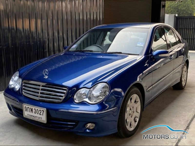 New, Used & Secondhand Cars MERCEDES-BENZ C180 (2006)