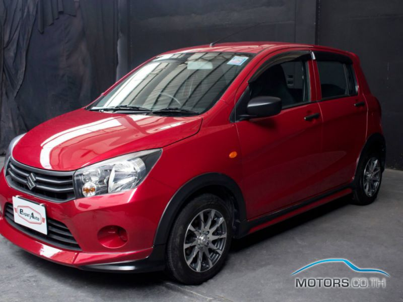 Secondhand SUZUKI CELERIO (2018)