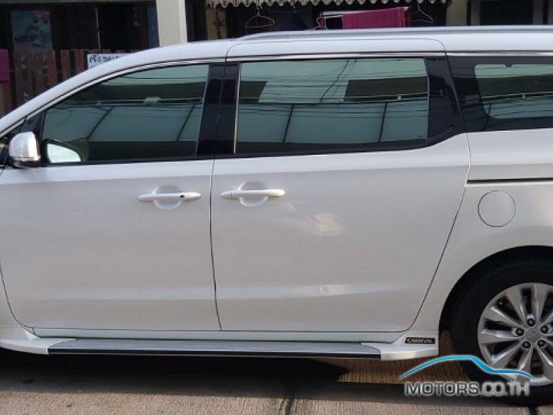 รถใหม่, รถมือสอง KIA GRAND CARNIVAL (2018)