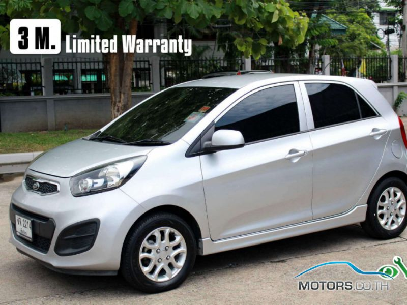 Secondhand KIA PICANTO (2015)