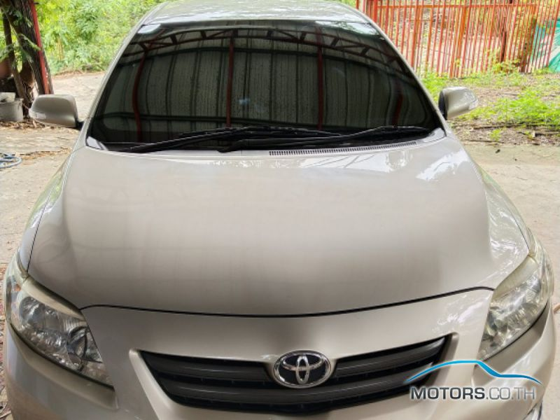 Secondhand TOYOTA ALTIS (2008)