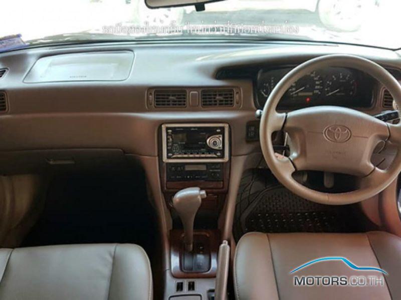 รถใหม่, รถมือสอง TOYOTA CAMRY (1999)