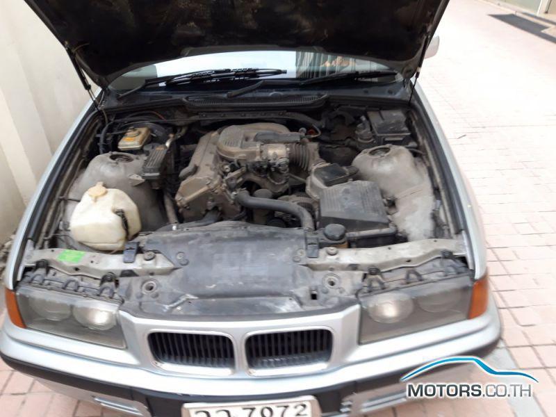 รถใหม่, รถมือสอง BMW 318I (1996)
