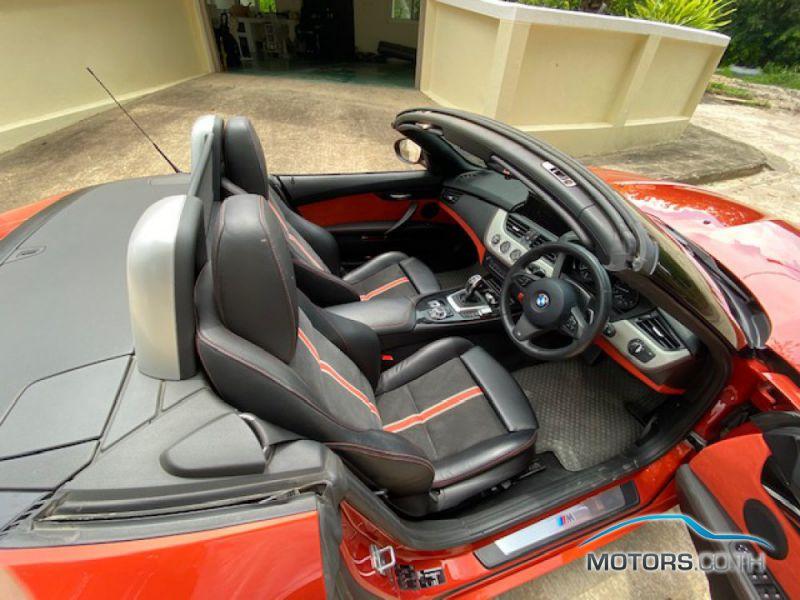 รถใหม่, รถมือสอง BMW Z4 (2014)