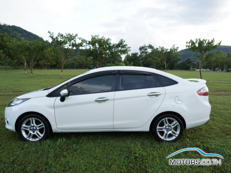 รถใหม่, รถมือสอง FORD FIESTA (2011)