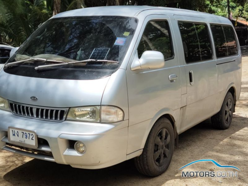 New, Used & Secondhand Cars KIA PREGIO (2006)