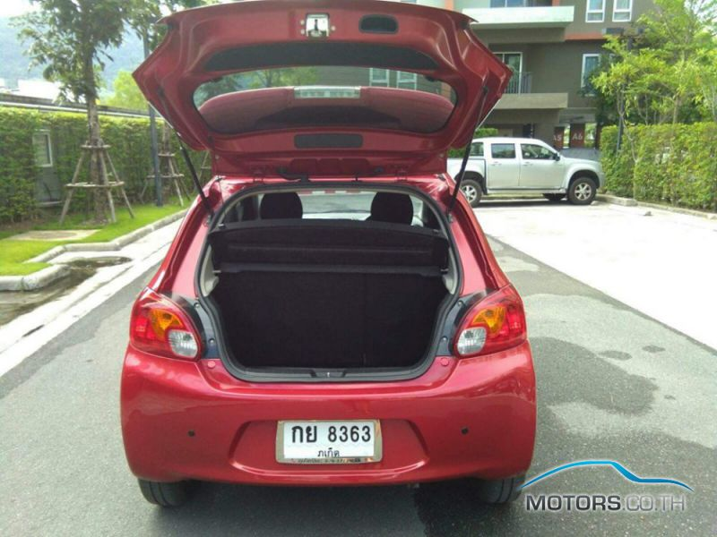 รถใหม่, รถมือสอง MITSUBISHI MIRAGE (2012)