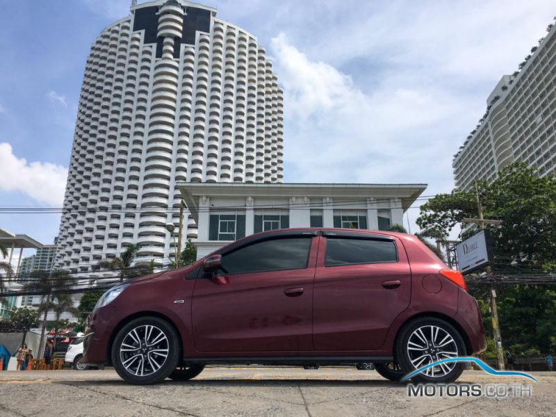 Secondhand MITSUBISHI MIRAGE (2016)