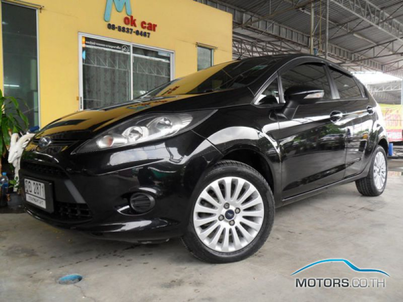 Secondhand FORD FIESTA (2010)