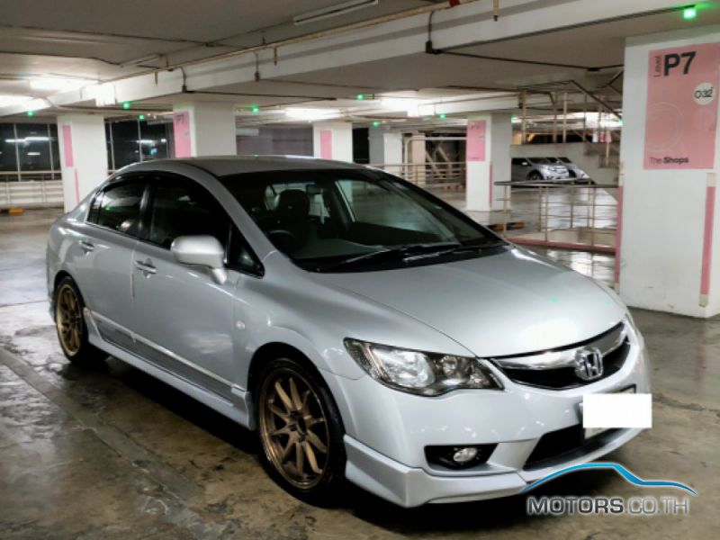 Secondhand HONDA CIVIC (2012)