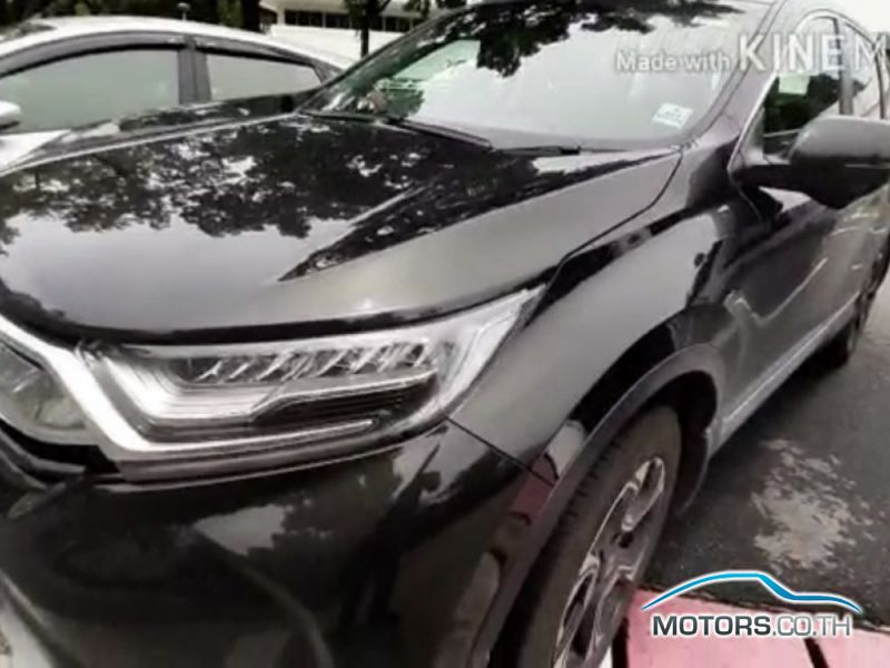 Secondhand HONDA CR-V (2017)