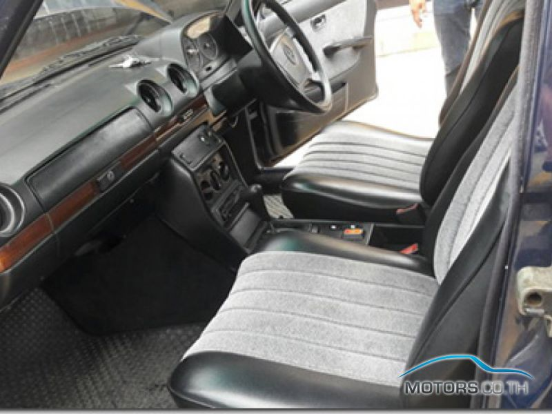 รถใหม่, รถมือสอง MERCEDES-BENZ 280E (1988)
