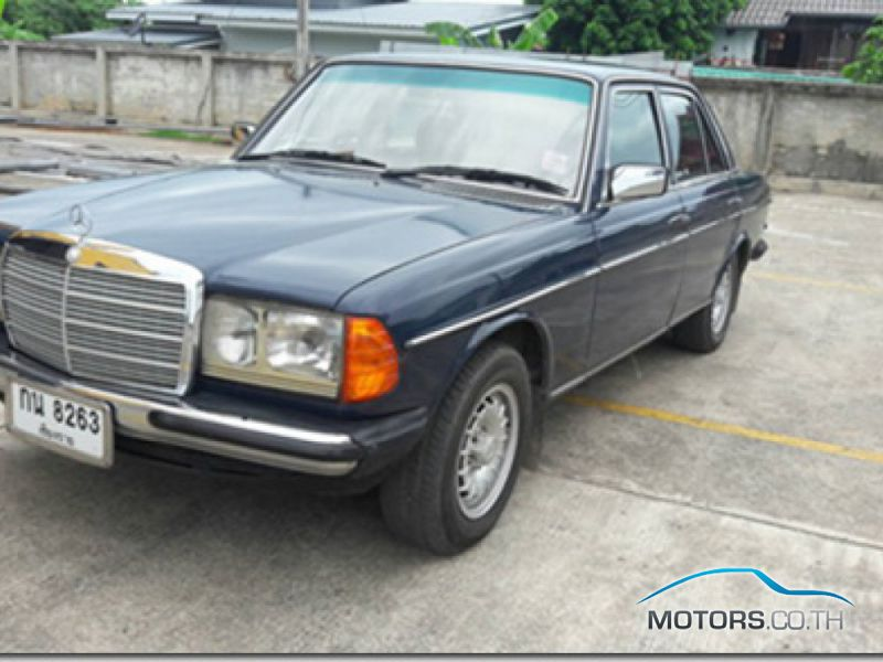 Secondhand MERCEDES-BENZ 280E (1988)