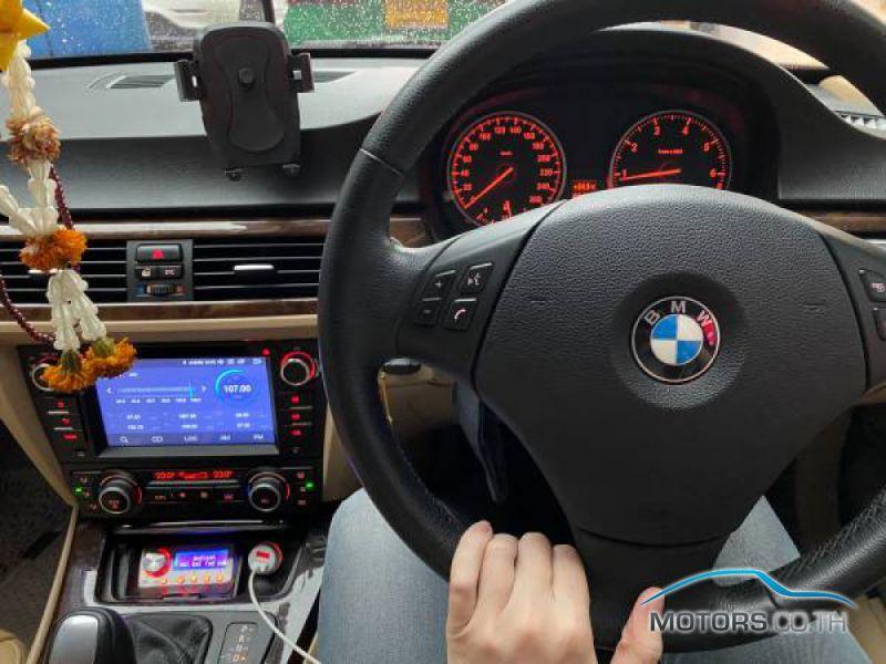 รถใหม่, รถมือสอง BMW 318I (2011)