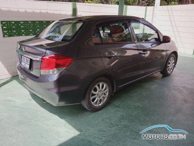 รถใหม่, รถมือสอง HONDA BRIO AMAZE (2015)