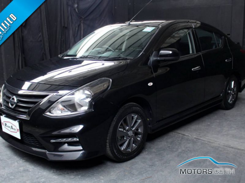 Secondhand NISSAN ALMERA (2018)