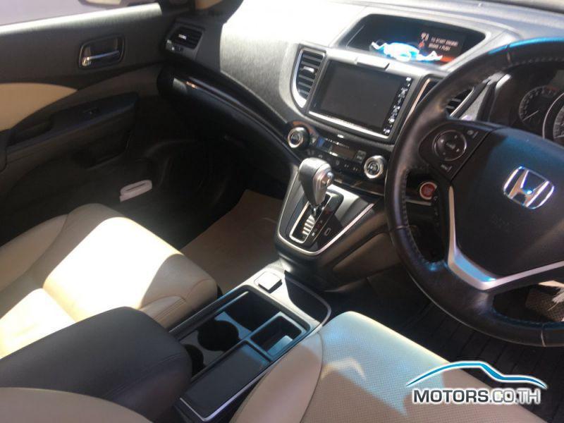 รถใหม่, รถมือสอง HONDA CR-V (2014)