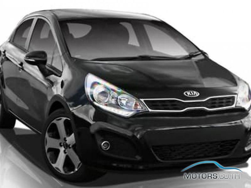 รถใหม่, รถมือสอง KIA RIO (2014)